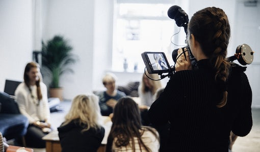 The who's who of video production