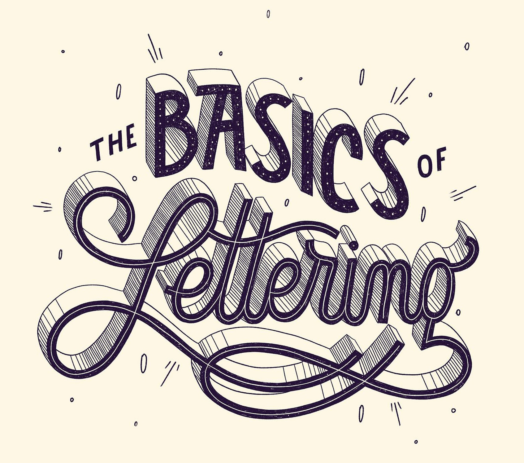 handlettered design by Mky