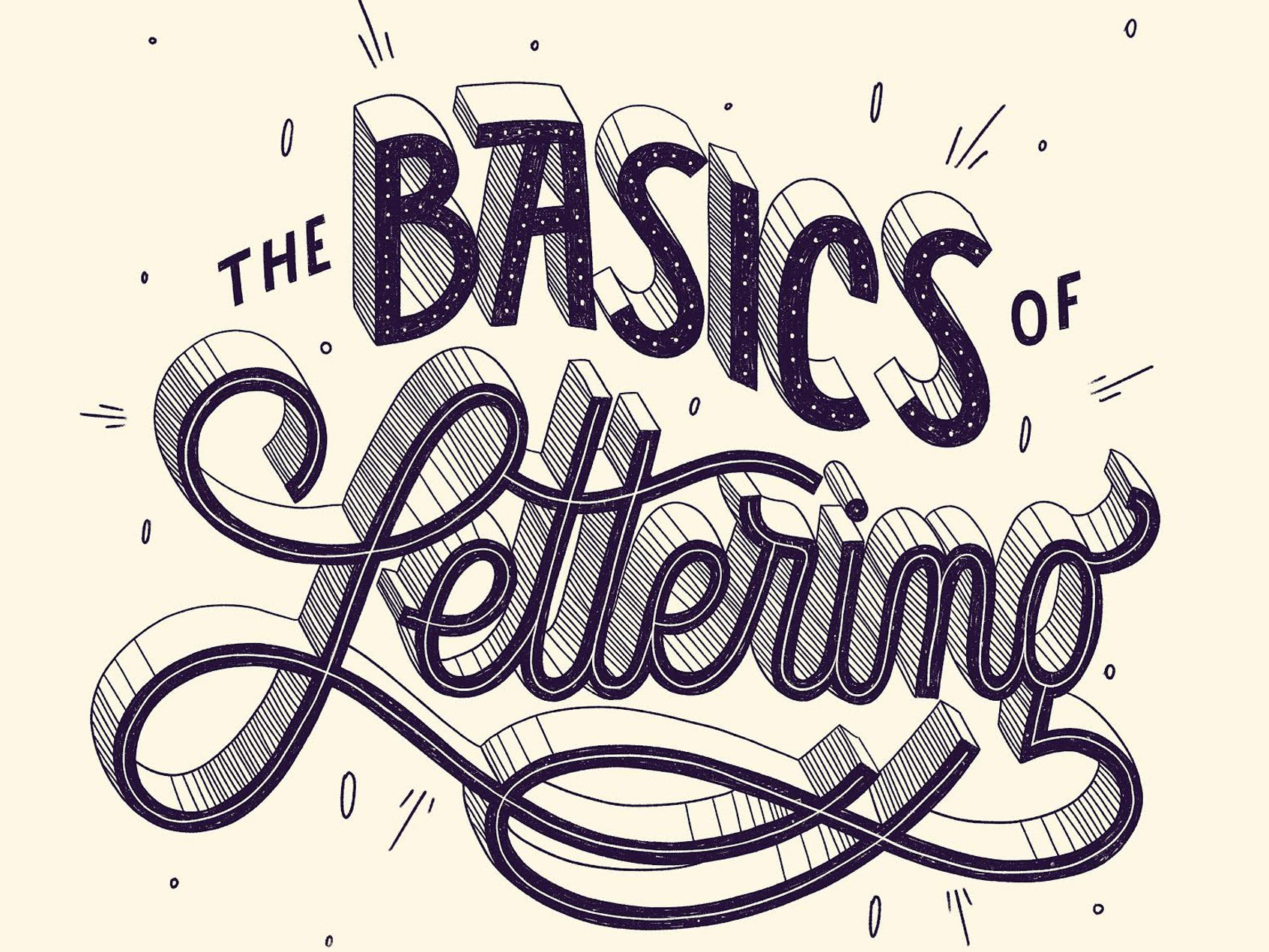 Hand Lettering Basics A Tutorial For Beginners 99designs