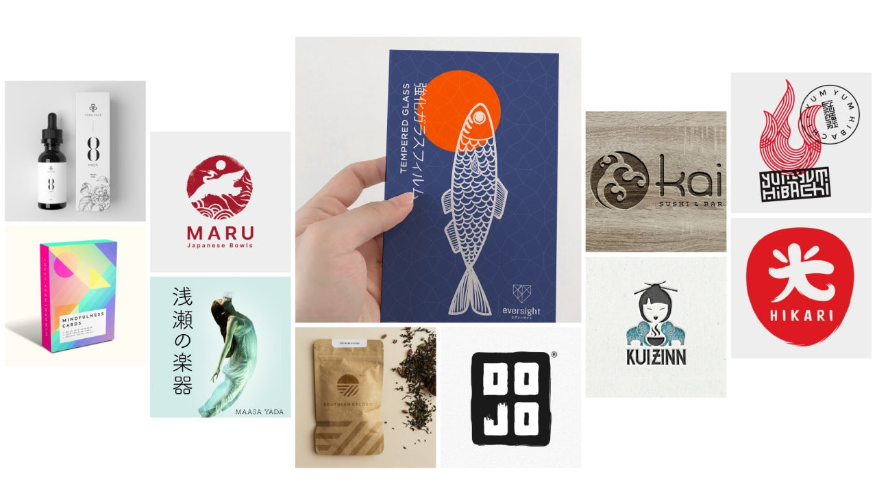 How to bring Japanese design into your creative work - 99designs