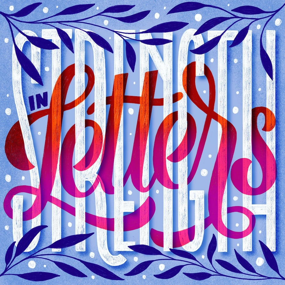 Hand Lettering Basics: A Tutorial for Beginners - 99designs