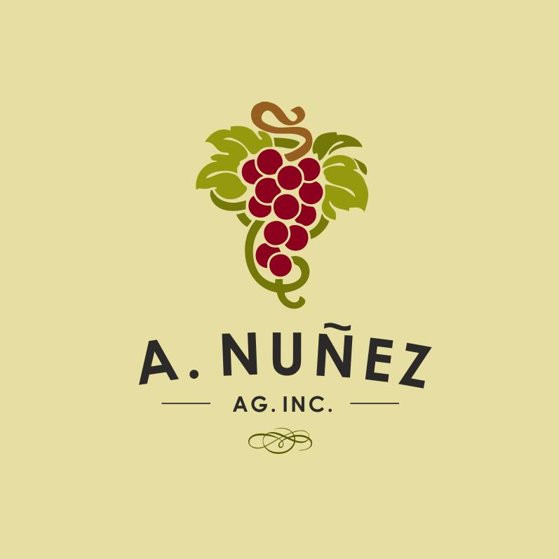 A. Nuñez wine logo