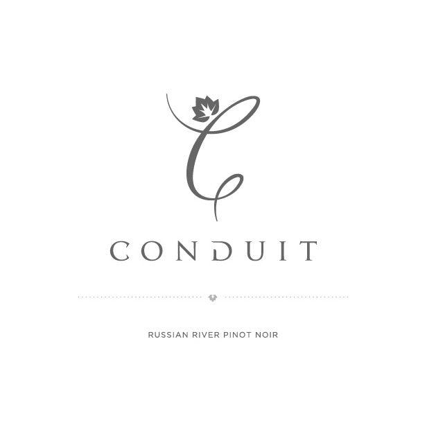 Conduit wine logo