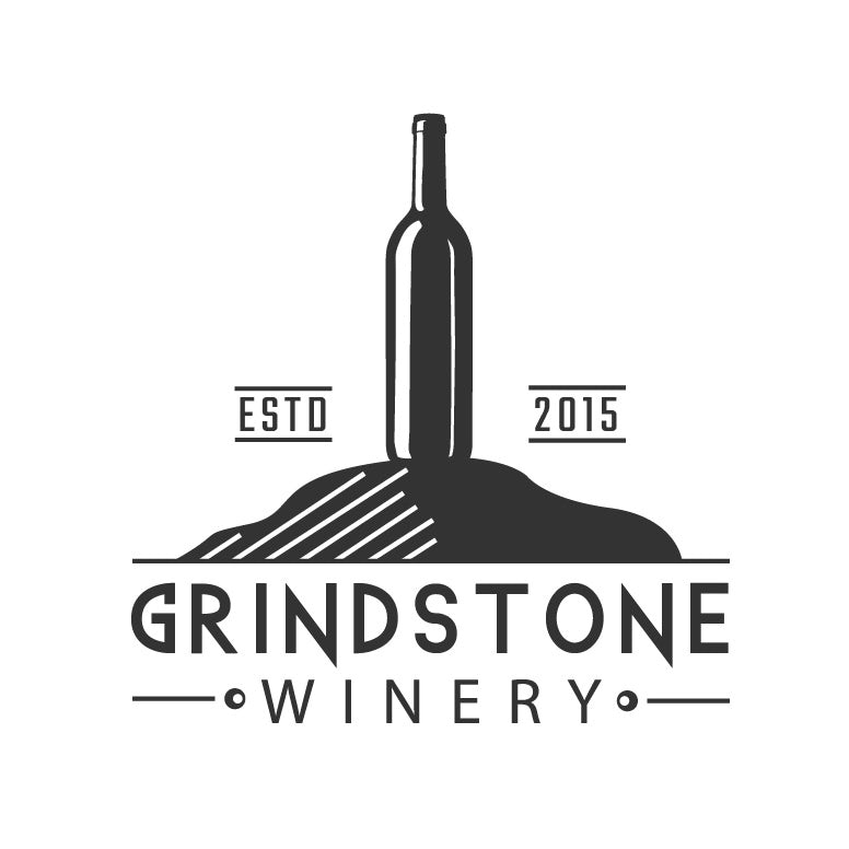 Grindstone Winery logo