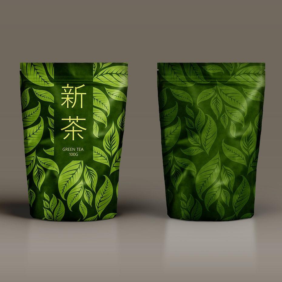 Japanese SHINCHA bag design