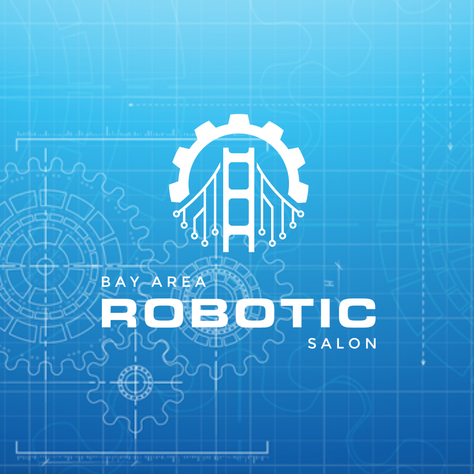 A futuristic logo using circuitry