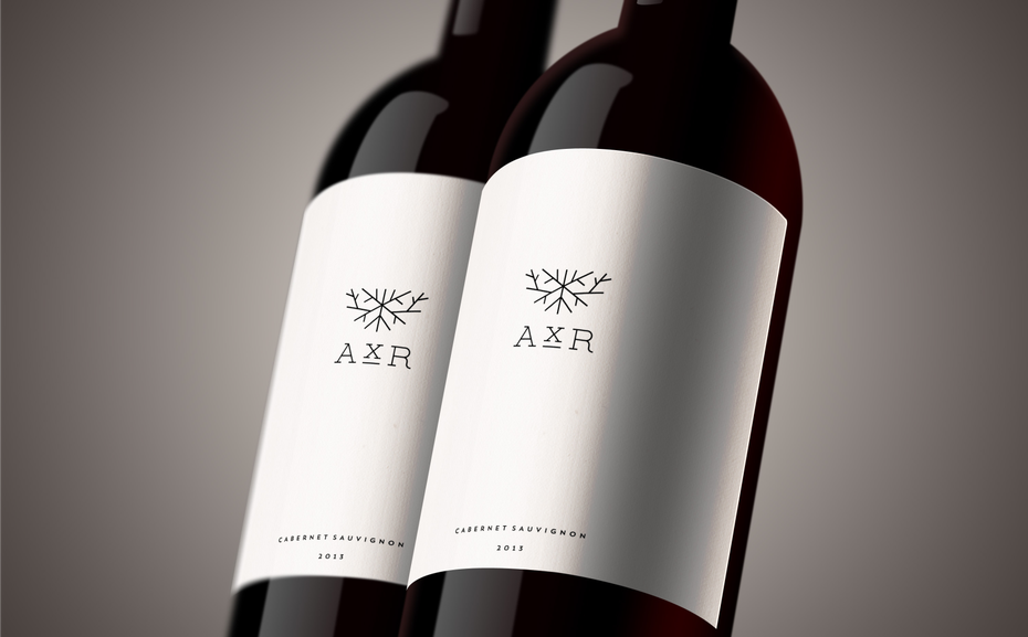 AxR Winery logo