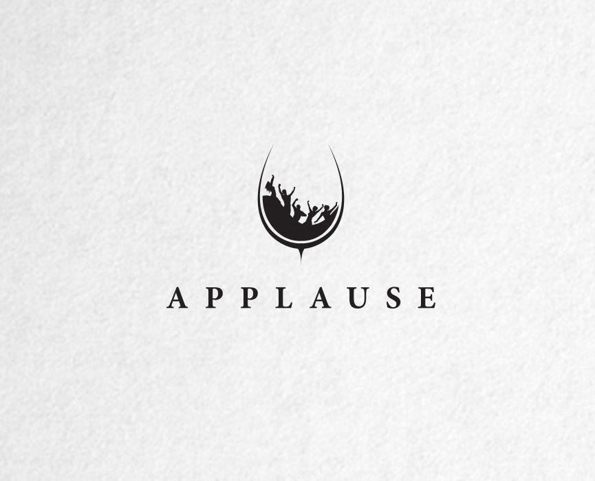 Applause wine logo