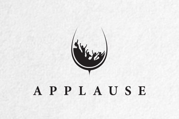 Applause wine logo