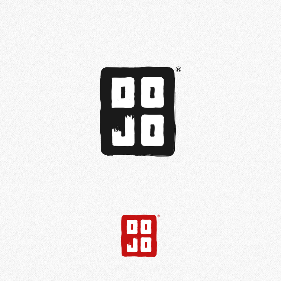 Japanese logo for a co-working space