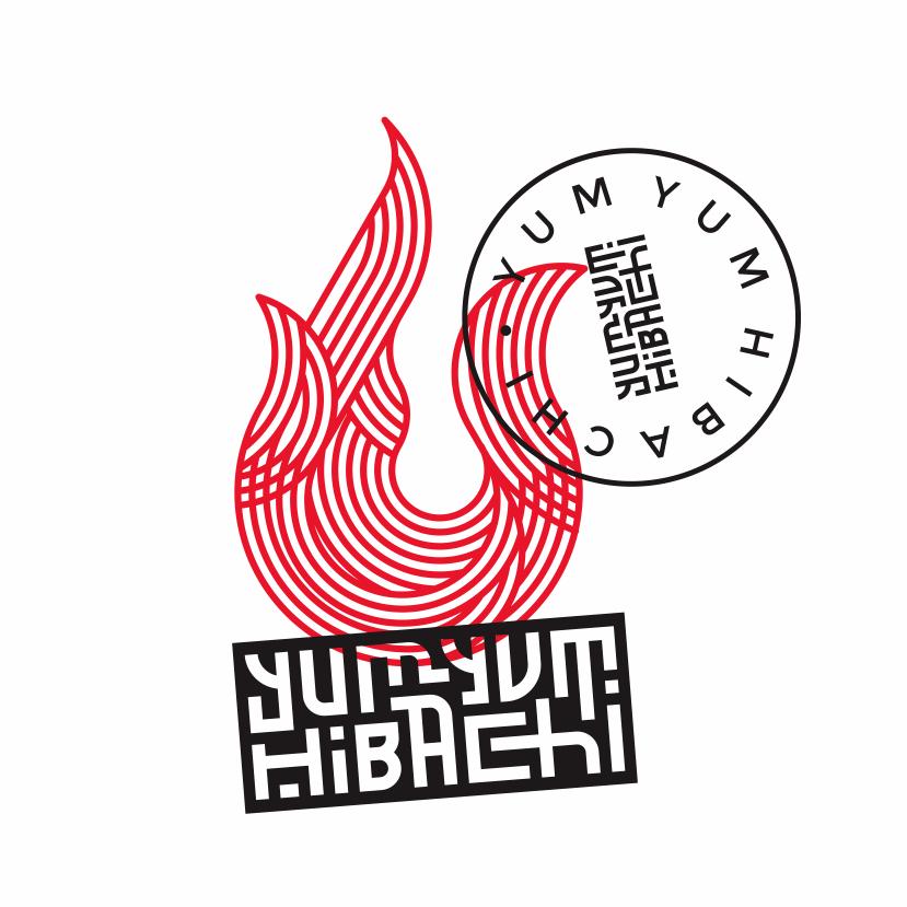 Yum yum hibachi logo