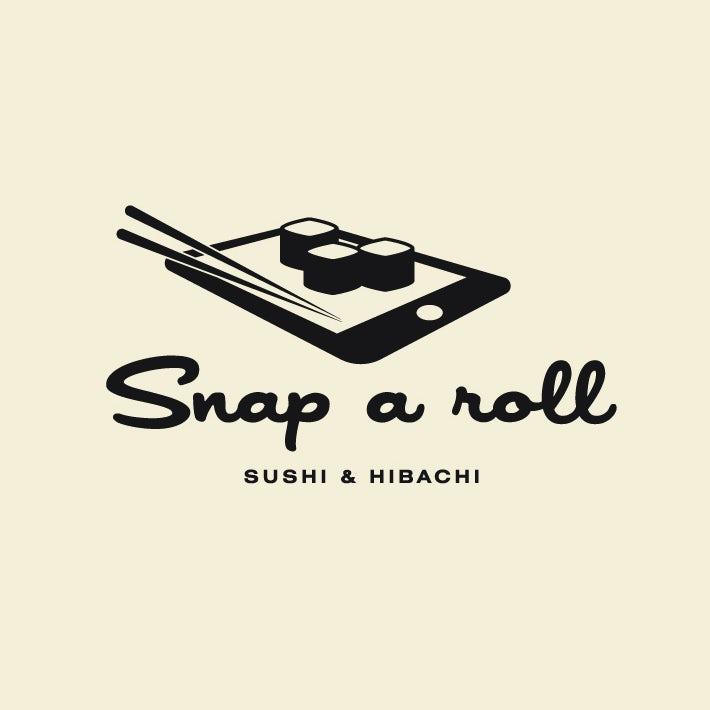 Snap A Roll Japanese logo