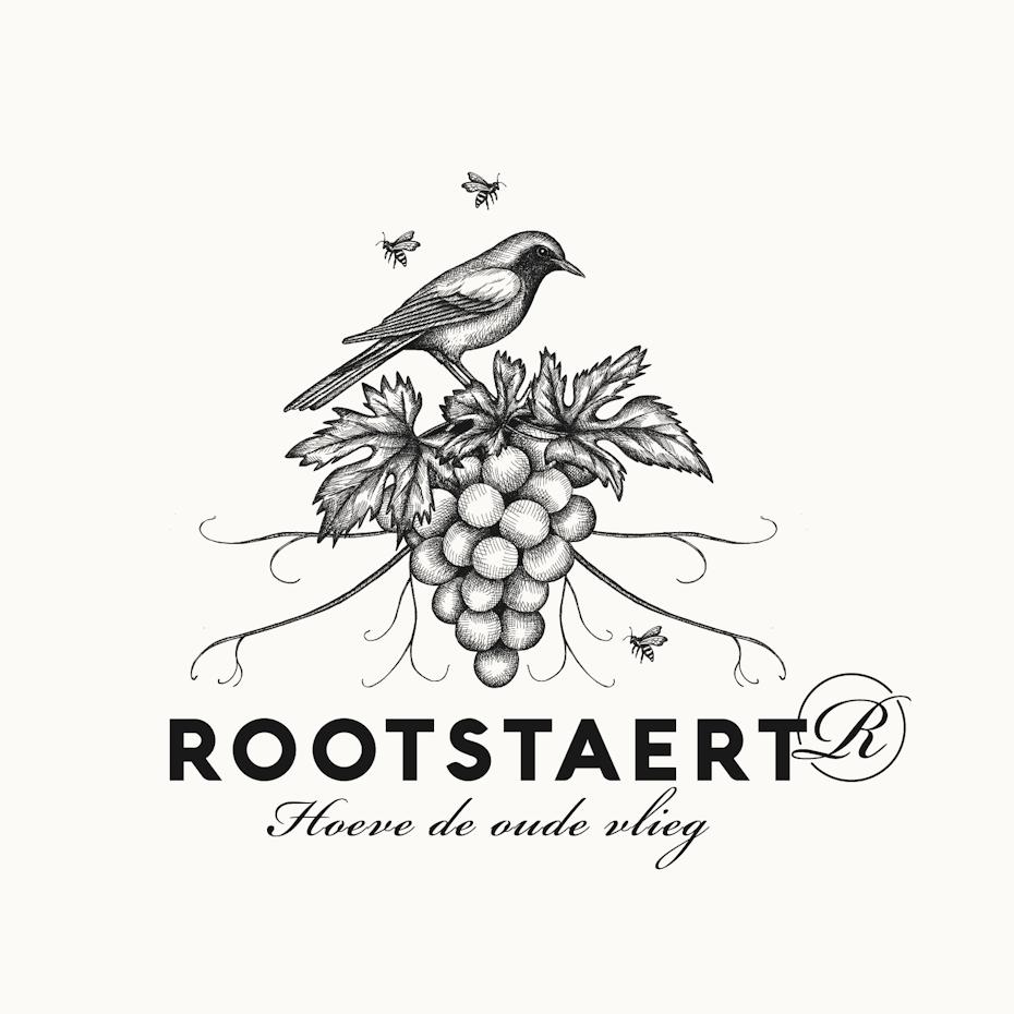 Rootstaert wine logo