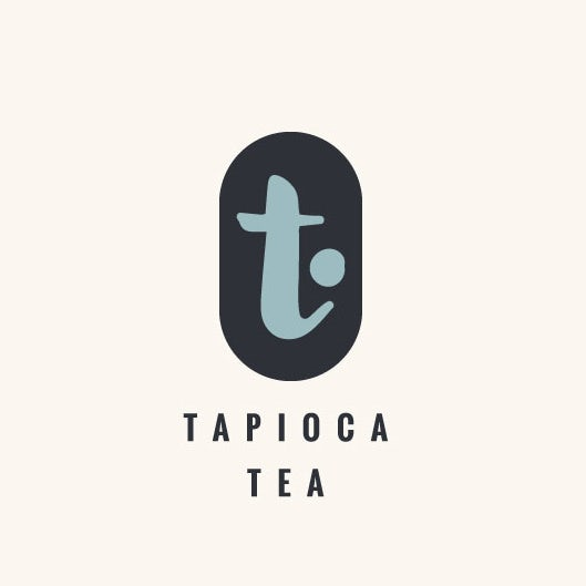 Tapioca Tea Japanese Logo
