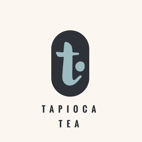 Tapioca Tea Japanese Logo