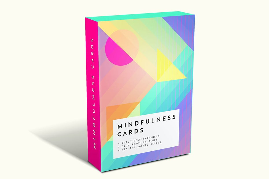 Concept for Mindfulness Card Game