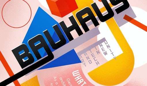 Everything you need to know about Bauhaus: an infographic