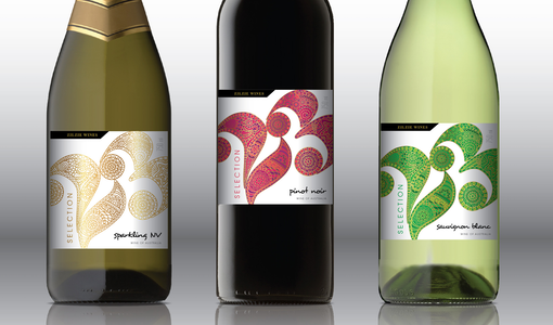 41 wine and vineyard logos that leave a long-lasting finish