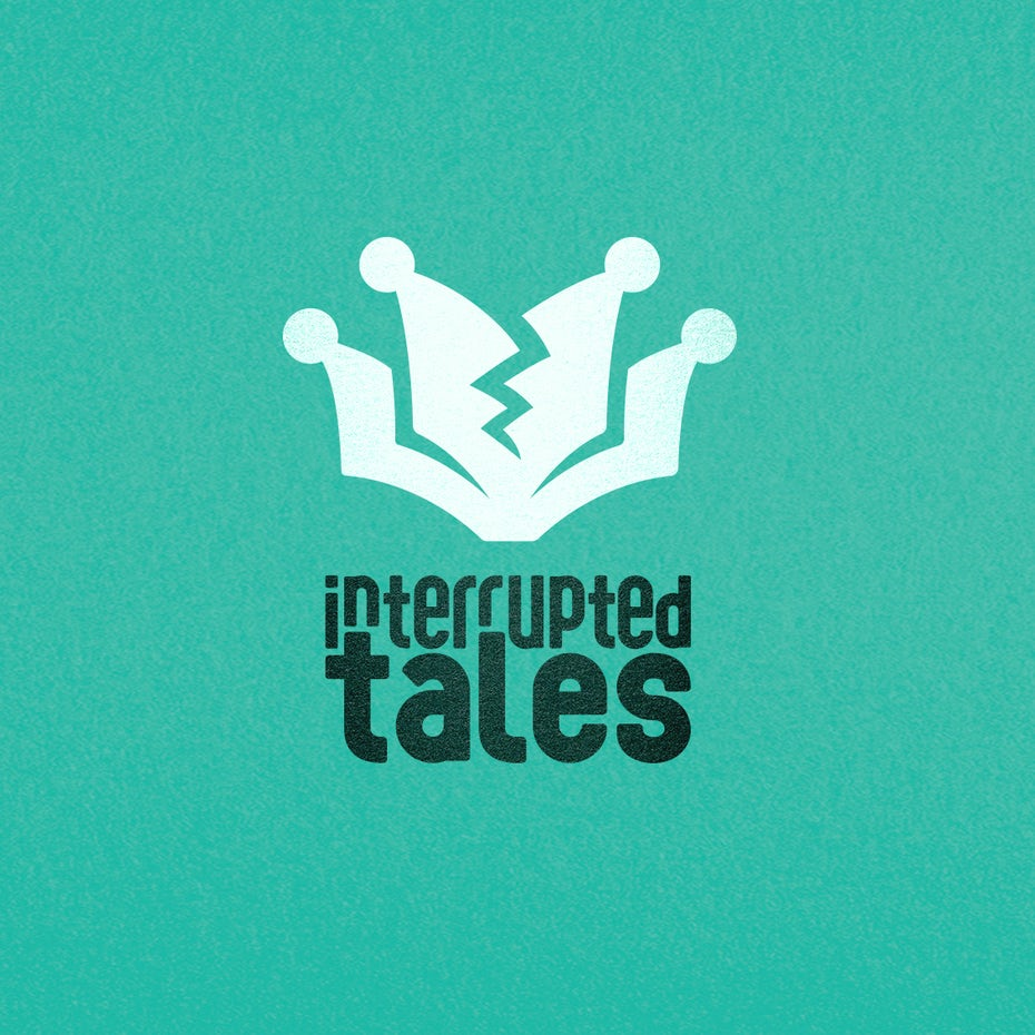 interuppted tales logo