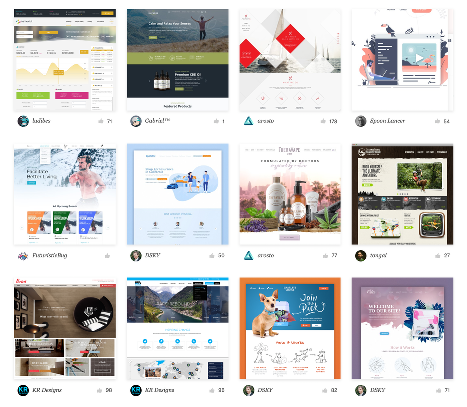 Web Design Software Best: The Best Sources For Web Design Inspiration