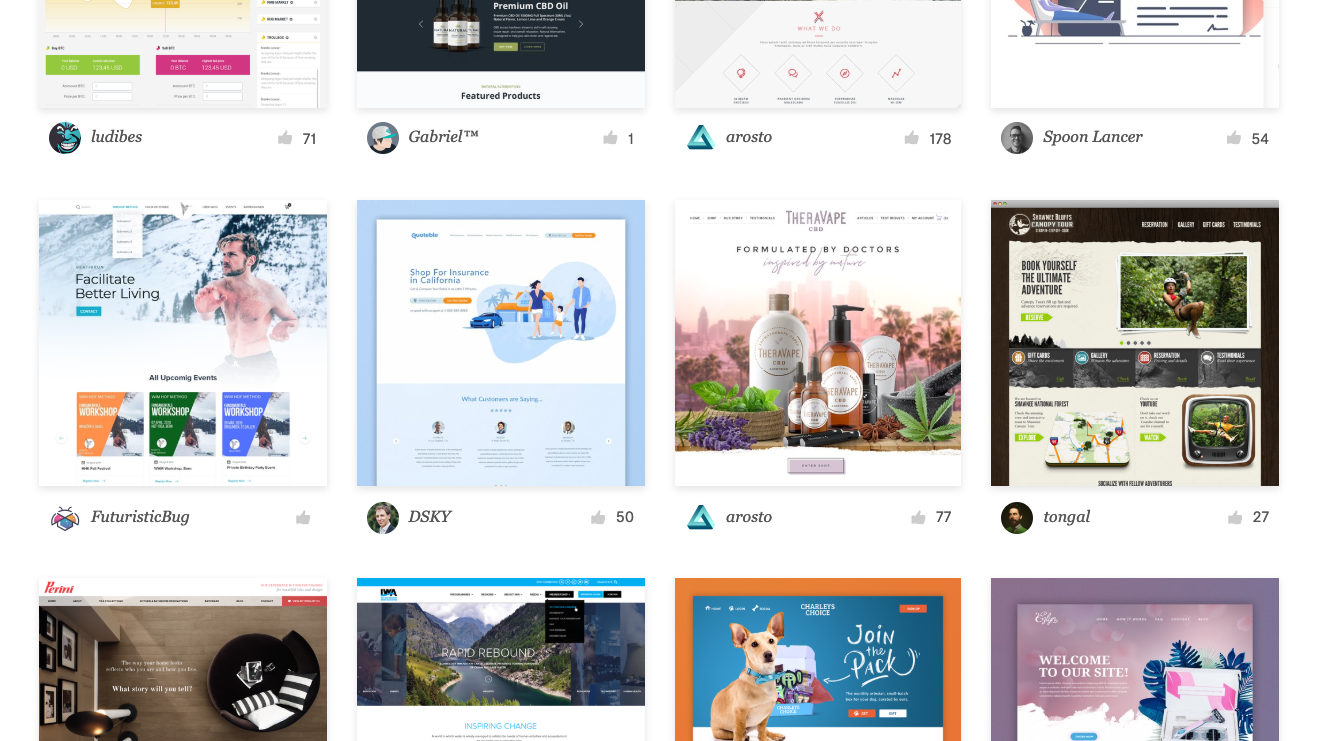 The Best Sources For Web Design Inspiration 99designs