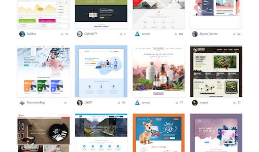 Die besten Inspirationsquellen für Webdesign