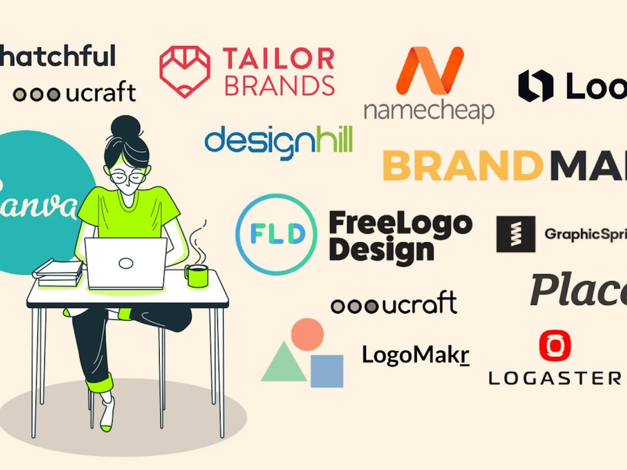 Die 13 Besten Und Schlechtesten Logo Maker 99designs