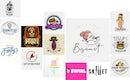 42 leckere Food Logos, bei denen dir das Wasser im Mund zusammenläuft