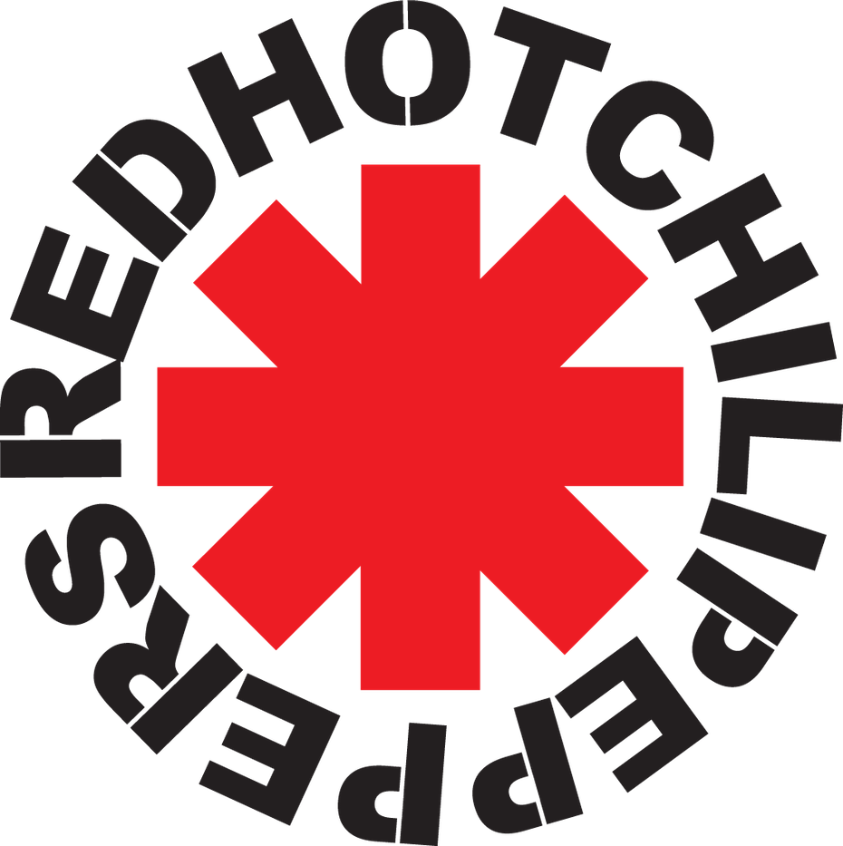 Red Hot Chili Peppers band-logo