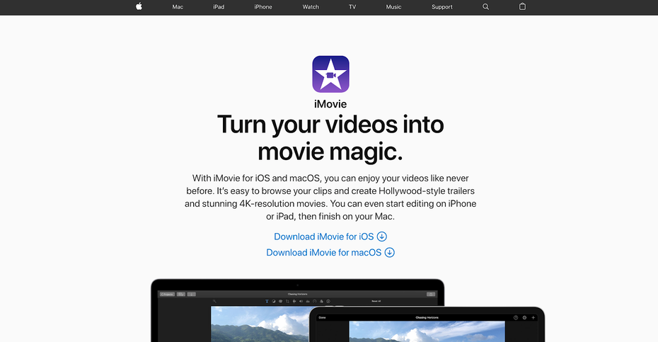 iMovie may be the Windows Movie Maker of its generation, but it's still a pretty great starting point for novice video editors