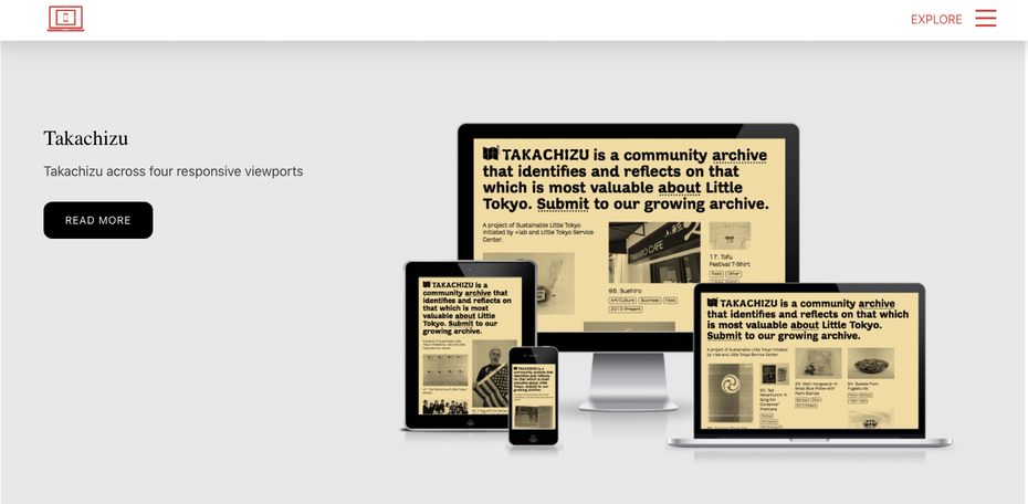 ResponsiveDesign.is Examples