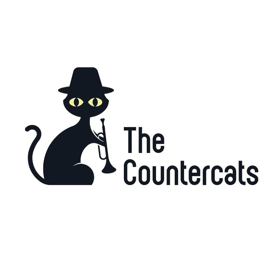 The Countercats band logo