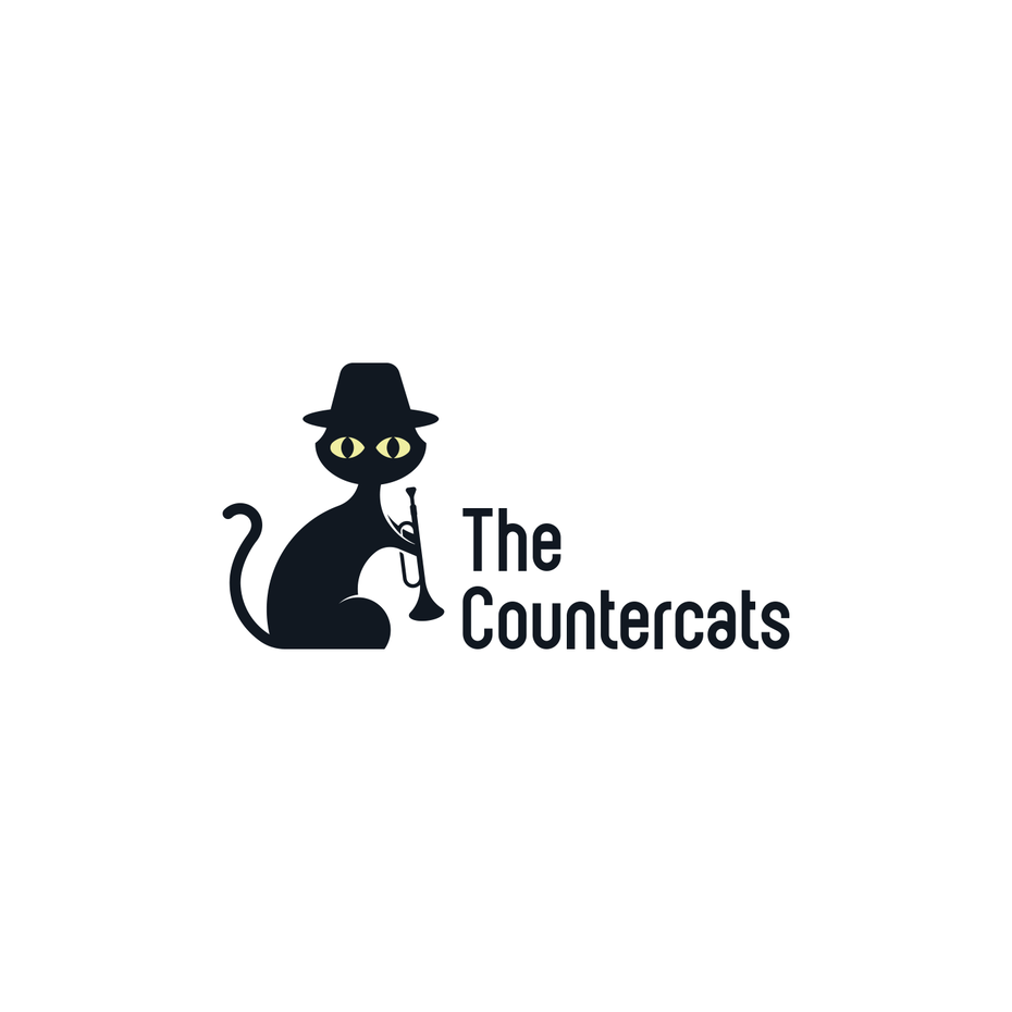 The Countercats band logo