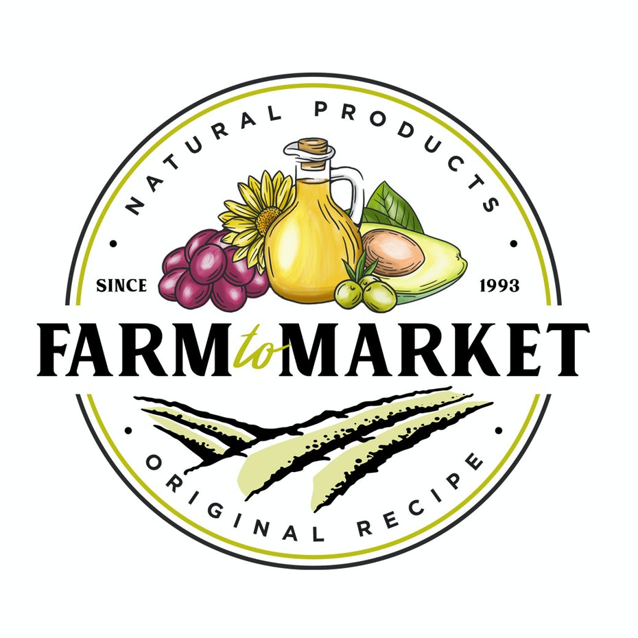 Farm to market logo