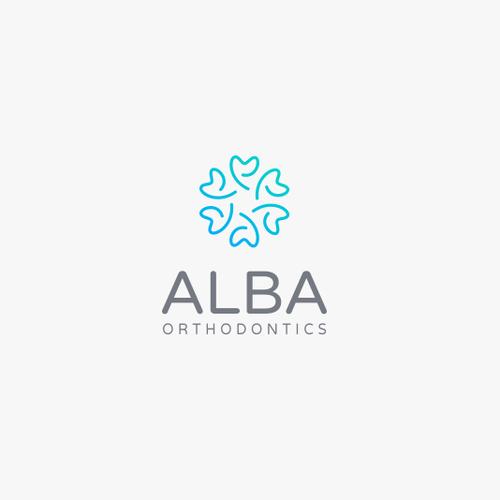 Alba Orthodonics logo