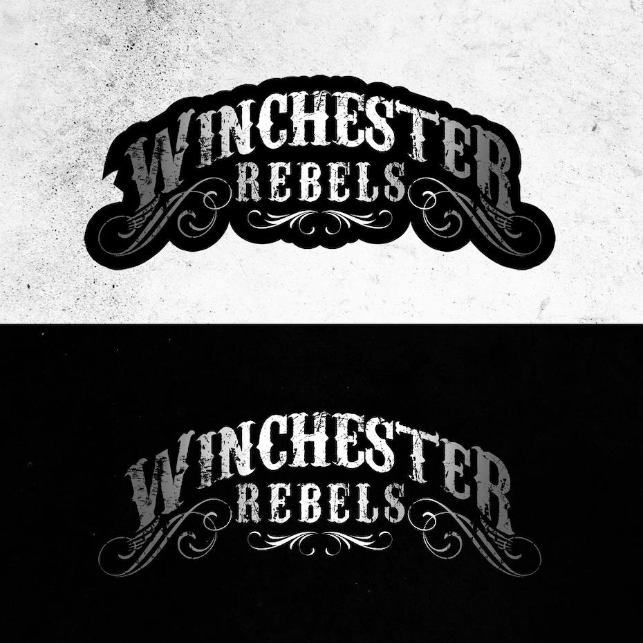 Winchester Rebels logo