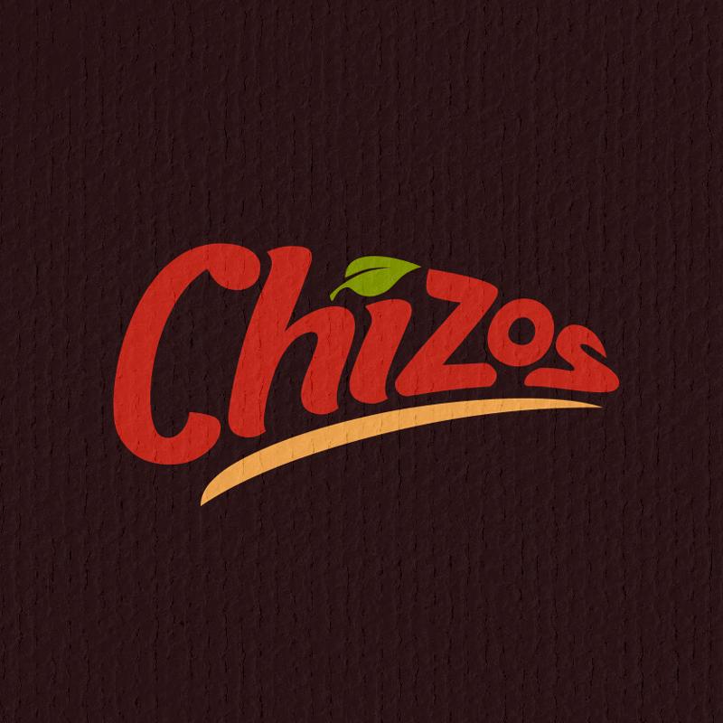 Red restaurant logo