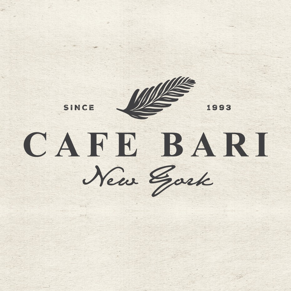 Logo for Cafe Bari