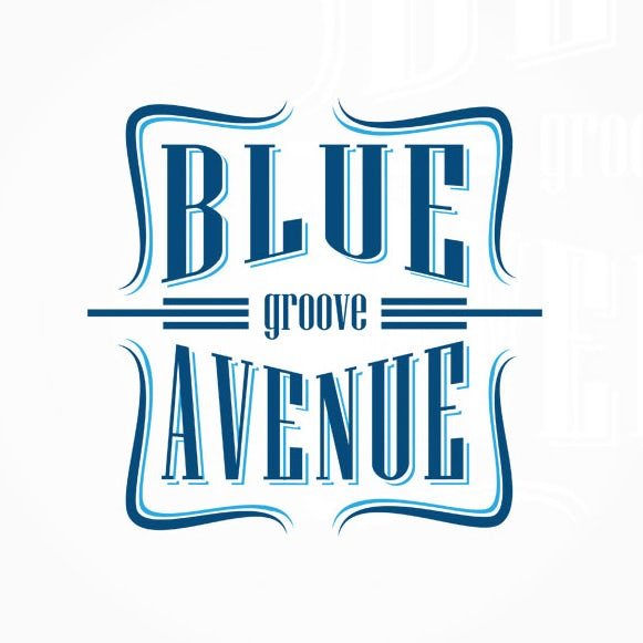Blue Groove Avenue band logo