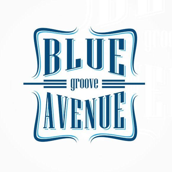 Blue Groove Avenue band logo