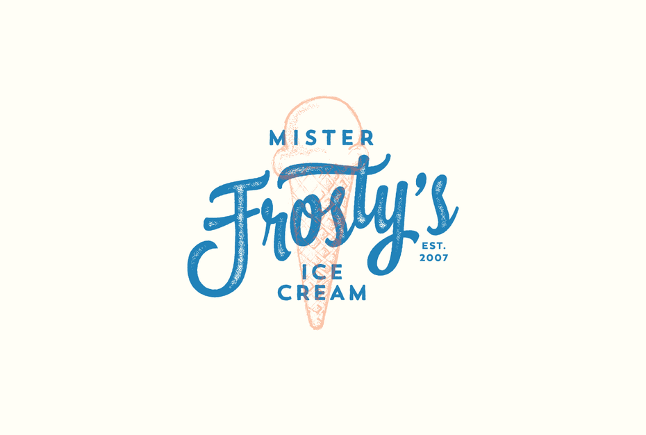 Logo pour Mister Frosty's Ice Cream