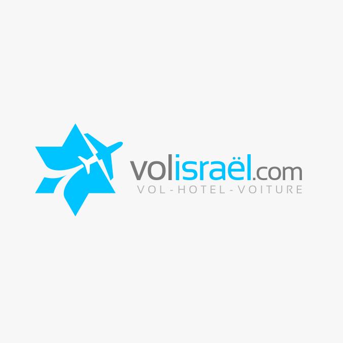 A modern logo for an international reach.