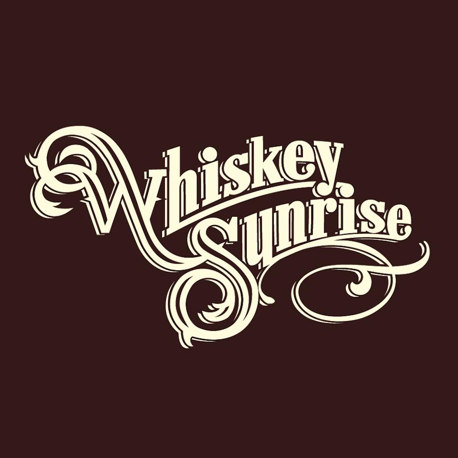 Whiskey Sunrise band logo