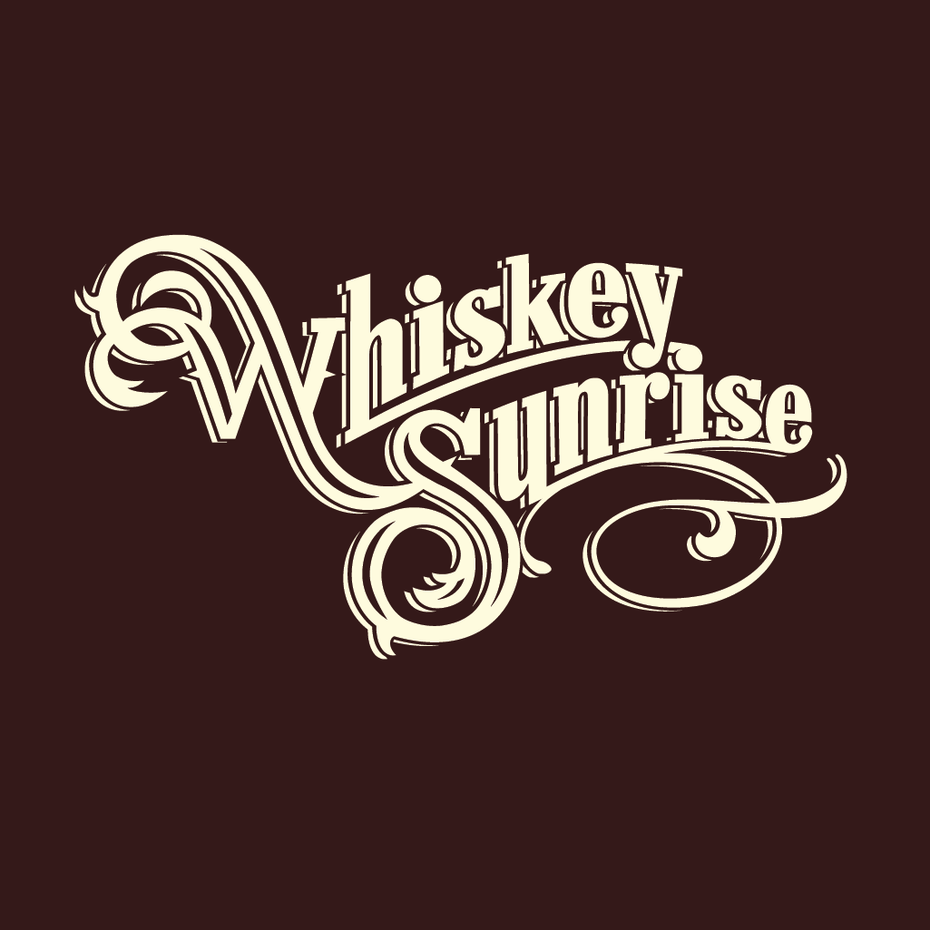 Whiskey Sunrise band logo