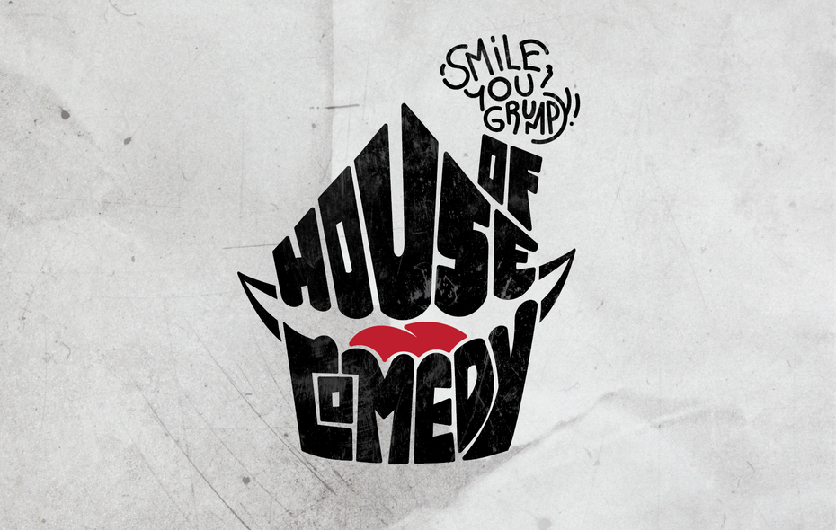 house of comedy logo