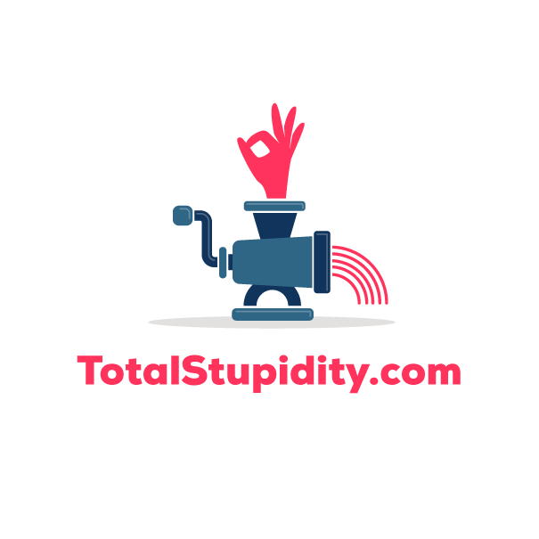 logo design with totalstupidity.com