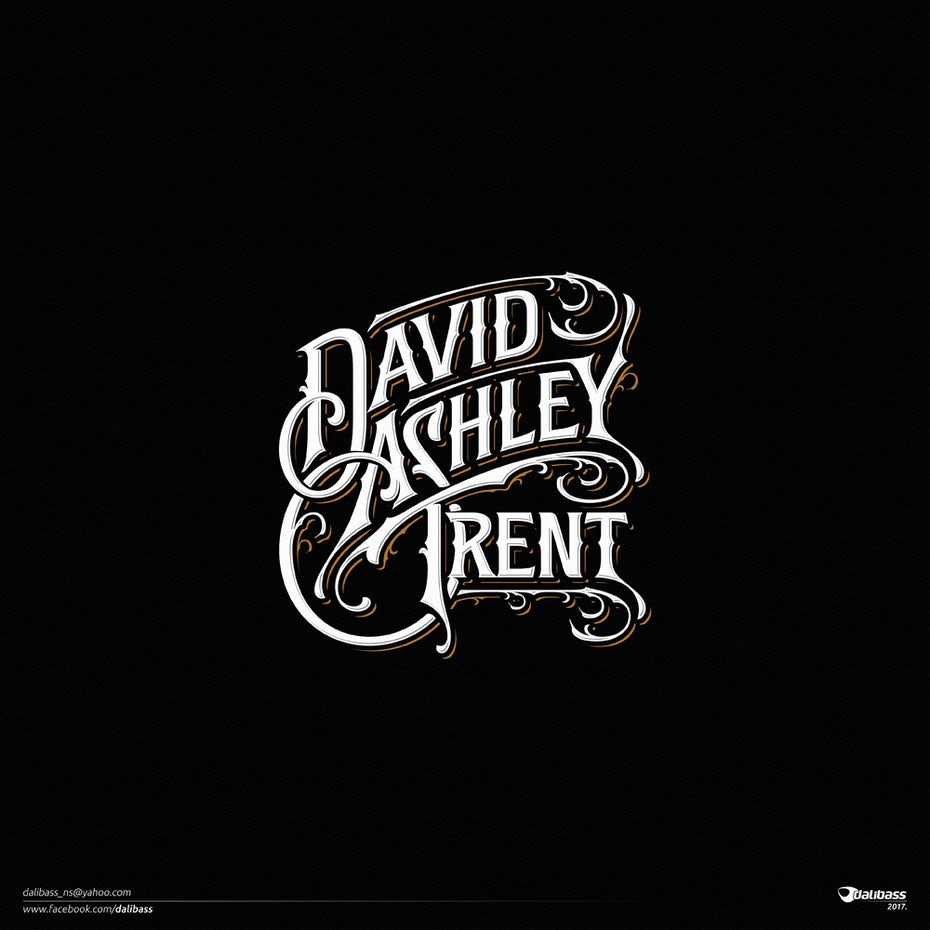 David Ashley Trent band logo