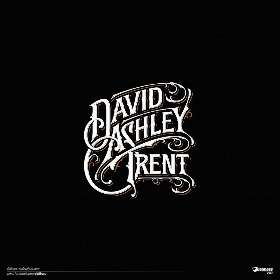 David Ashley Trent band logo