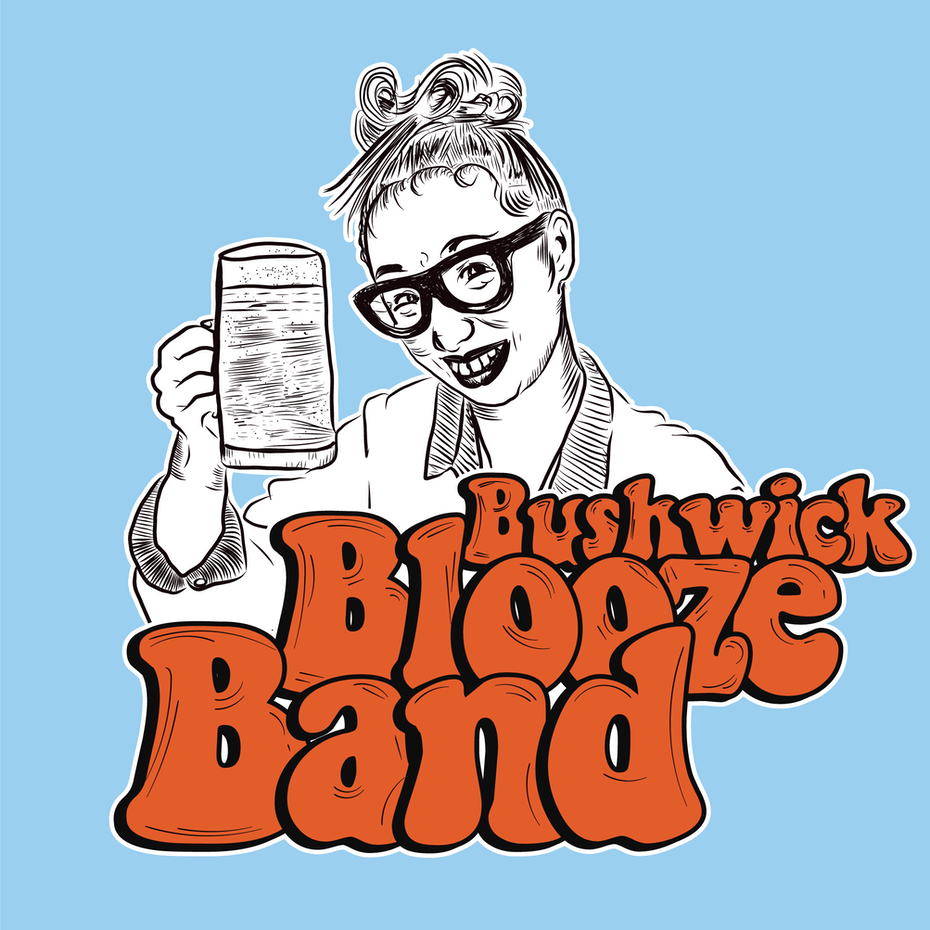 Bushwick Blooze Band logo