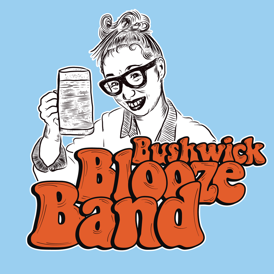 Bushwick Blooze Band logo